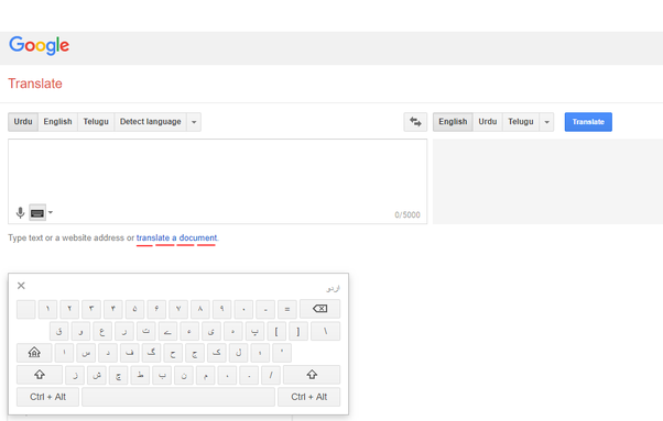 Helping Google Translate with a translated document  I