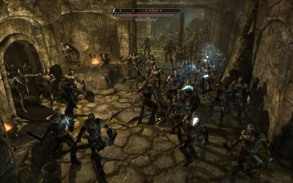 What are some mods that make Skyrim harder? - Quora