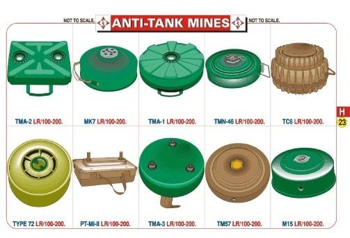 Resultado de imagen para russian anti tank mines