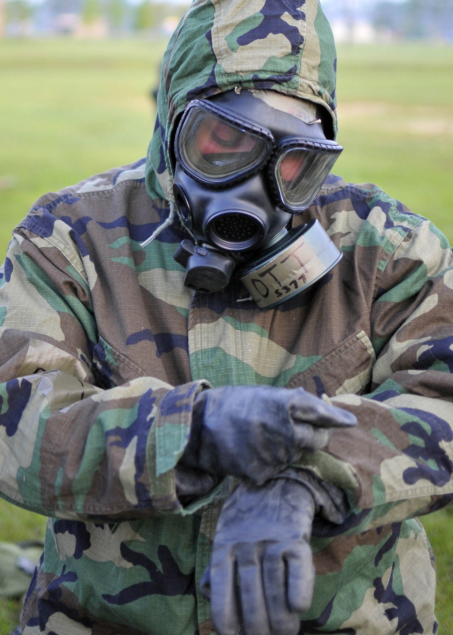 Why aren't military fatigues waterproof? - Quora
