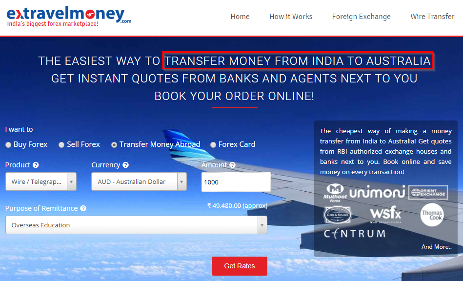Can I Do A Wire Transfer Online | What Are Some Of The Best Ways To Transfer Money From India To