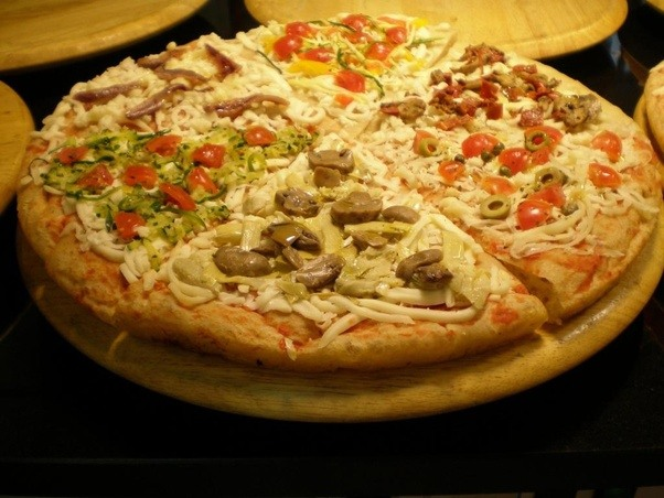 How Many Calories Does One Slice Of Pizza Have?