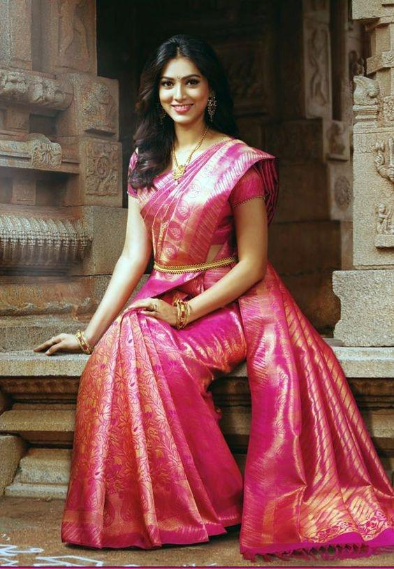 What Type Of Saree Should I Wear To A Tamil Wedding Quora