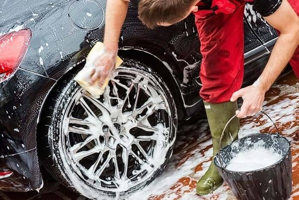 What Is The Best Way To Clean A Car Quora