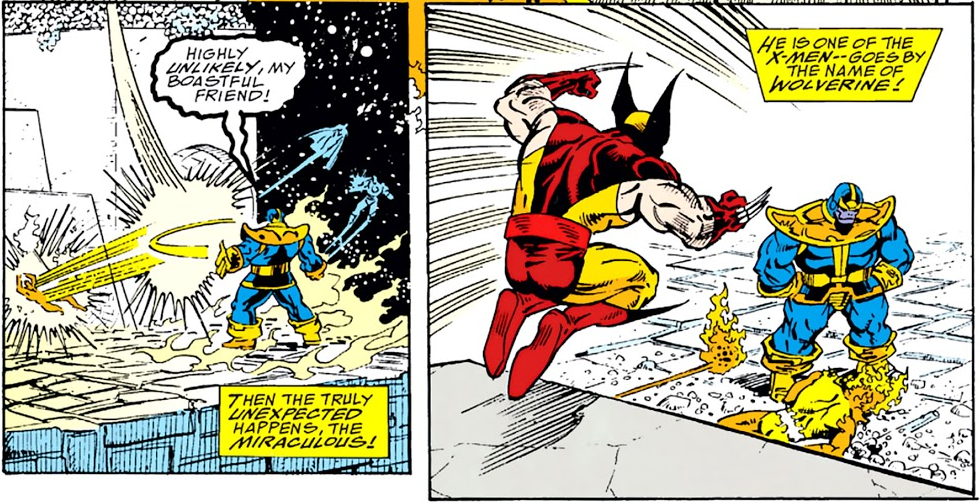 Where are the X-Men during Infinity War in the comics? - Quora
