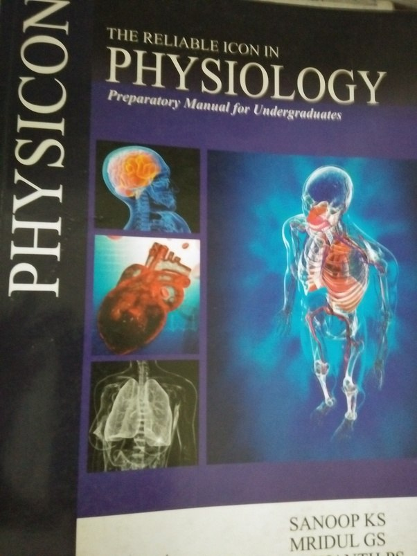 Which are the best books for anatomy and physiology? - Quora
