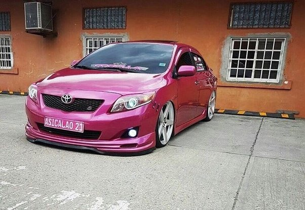 Why are Toyota Corollas never modified? - Quora