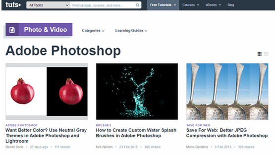 What is the best free website to learn photoshop for a beginner quora although the tuts network does offer premium content for a price its selection of free tutorials is extensive rather than focusing on lengthier fandeluxe Gallery