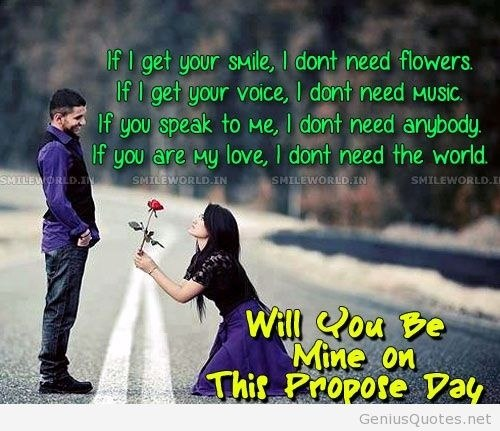 What Is The Cutest Way Someone Has Ever Proposed You?