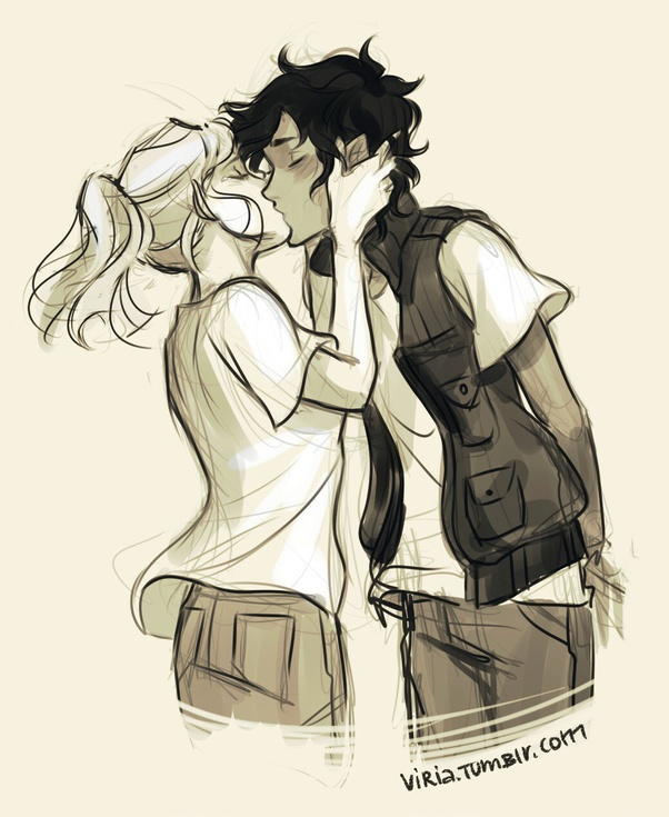 Percy and annabeth love fanfiction