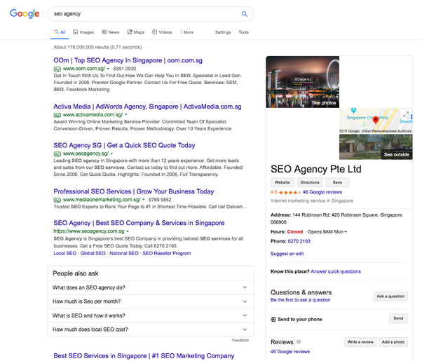 Can you pay Google directly for a top spot on a web search