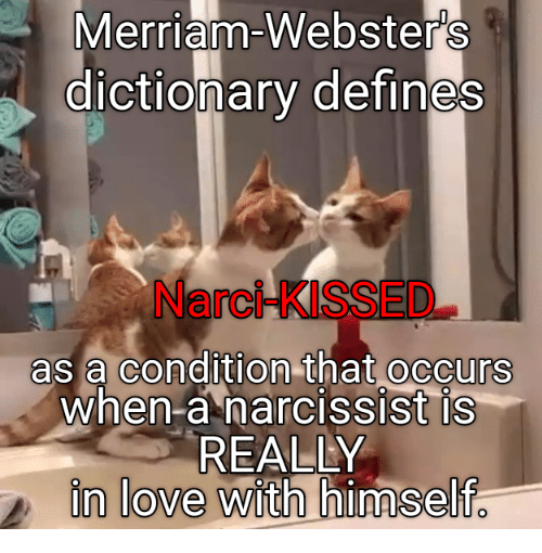 Why does a narcissist feel the need to constantly talk about