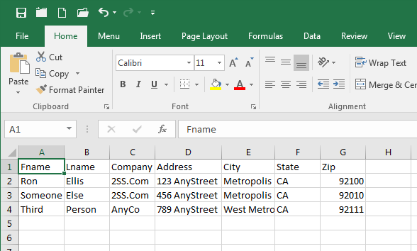 print envelopes from excel  How to print envelopes from MS Excel - Quora