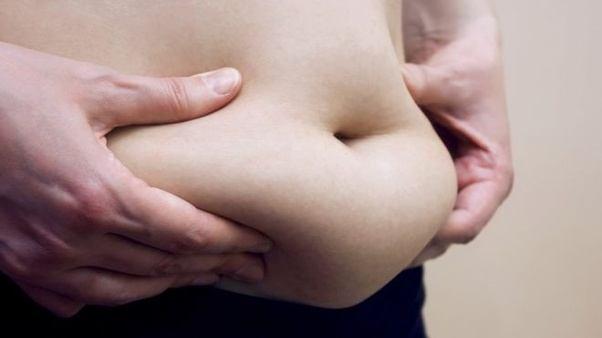 Weight loss fat flush water