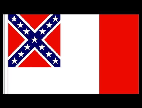 What Do The Three Stripes On The Original Confederate Flag Represent