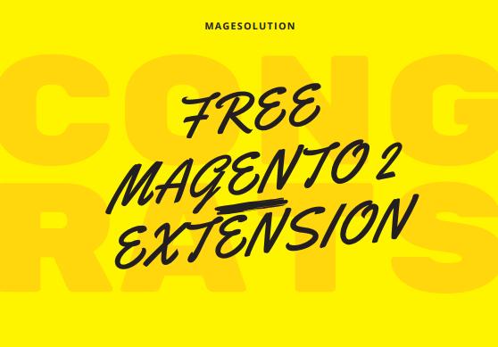 Quelles sont les extensions Magento 2 en vente?