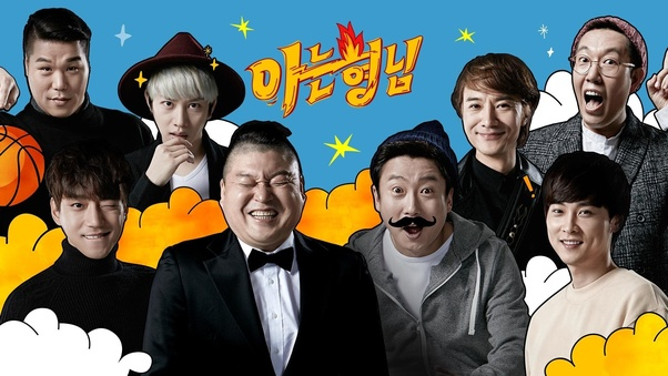 What are some of the best Korean variety shows? - Quora