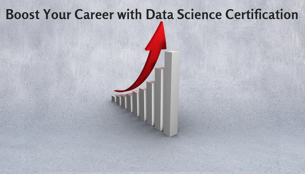 Is a data science certification good for a career? - Quora