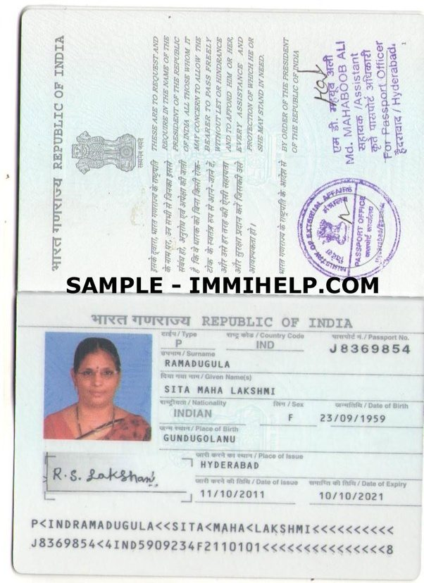 Minor passport in bangalore dating 10