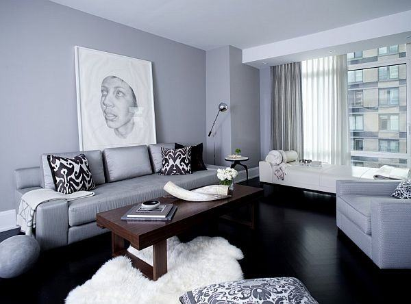 What Color Furniture Best Compliments An Espresso Colored Wood Floor