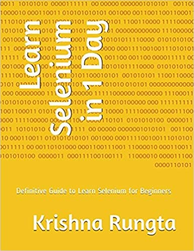 automation testing books free download