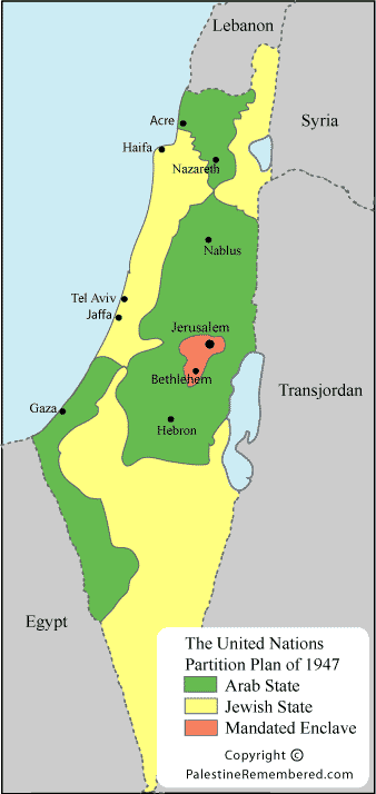 Where is palestine located in israel and why is the territory this plan too was accepted by the jews but rejected by the arabson the day after the british left five arab armies invaded israel allegedly at the gumiabroncs Choice Image