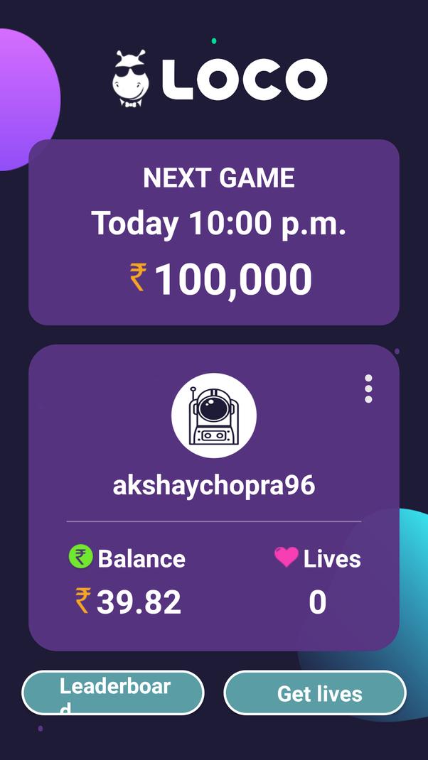 Play hindi quiz and win money