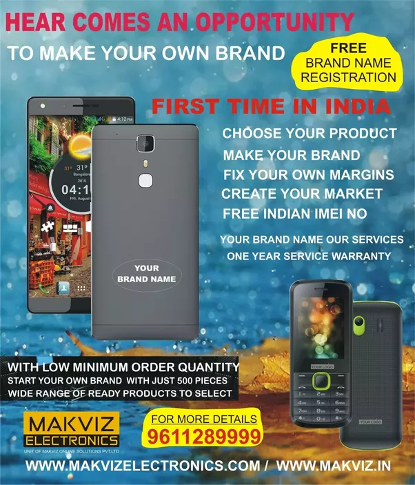 India We Have Introduce Budget Feature Phones Android Smart And Tablets In The Range Between INR Five Hundred Up To Ten Thousand With Good Quality