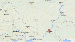 Google Map Of Russia.Is Stalingrad Still Around I Don T See On Maps In Russia Quora
