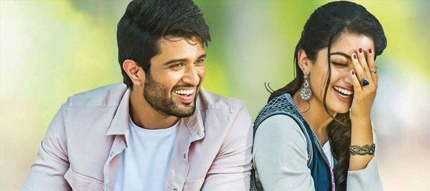 What Is The Story Of Geetha Govindam Quora