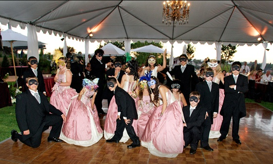 what to wear for a quince party