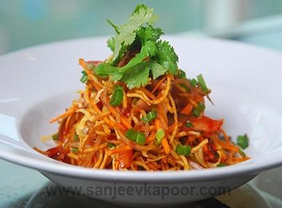 What is mumbais best streetfood quora how to make chinese bhel recipe by masterchef sanjeev kapoor forumfinder Gallery