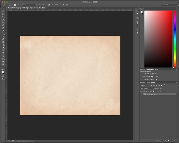 How to get on paper text printed effect in photoshop or illustrator first scan a paper texture and place it into your photoshop file this will give you an authentic paper texture to put your text on top of ccuart Choice Image