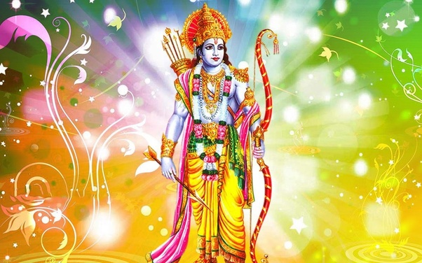 Who is more powerful lord ram or lord hanuman quora lord rama is said to have taken birth on earth to annihilate the evil forces of the age he is always holding a bow and arrow indicating his readiness to freerunsca Choice Image