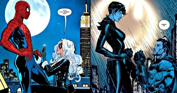 Does Black Cat Propose To Spider Man And What His Reply Quora