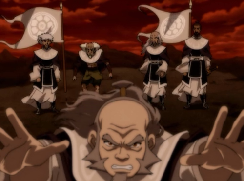 In Legend Of Korra What Is The White Lotus Quora