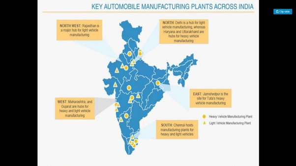 Which State Is The Best To Set Up A Manufacturing Facility For