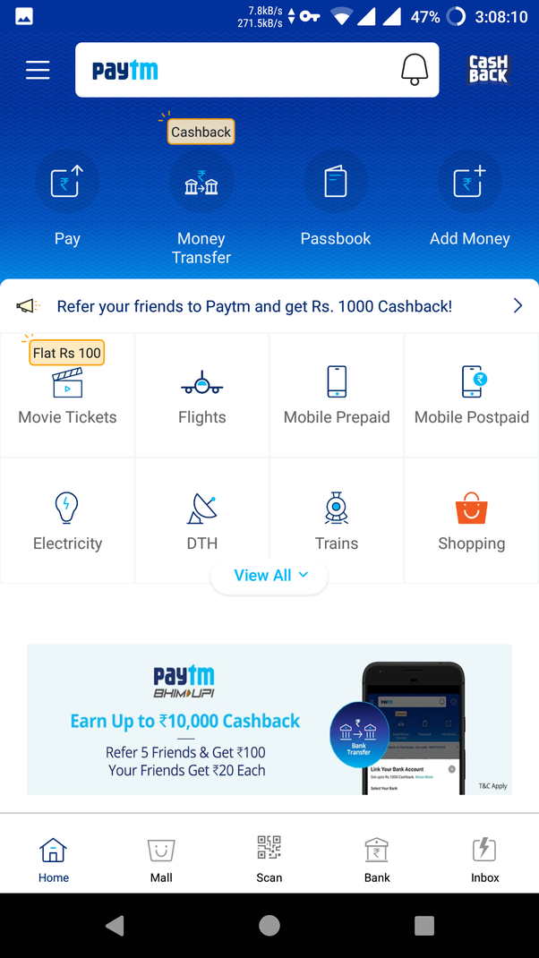 Is it safe to use Paytm in a rooted device with a custom ROM