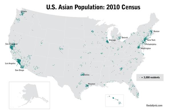 Is it true that it is harder for Asian Americans to get into top