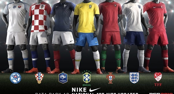 Which team has the best kits for PES random selection match  - Quora 275287697