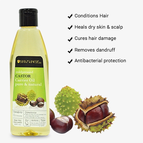 Which is the best castor oil for hair growth? - Quora