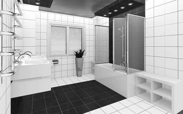 Can Use Vitrified Tiles For Bathroom Instead Ceramic Quora