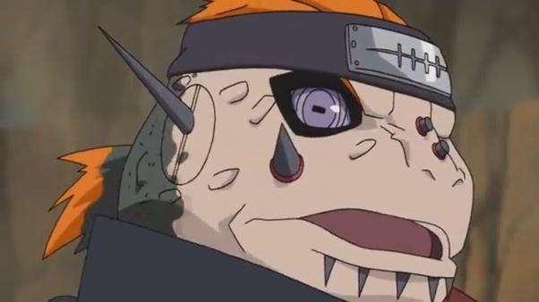 Right! pain face naruto recommend you