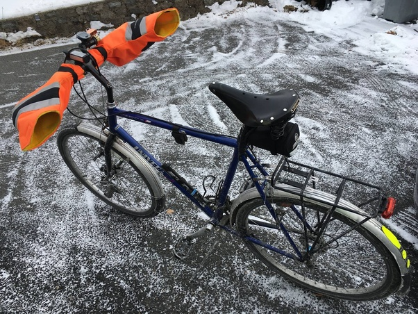 How to prepare for cycling in the winter - Quora