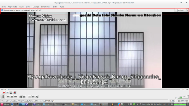 As VLC 2.2.1 Itu0027s Automatically, Look:  Vlc Resume Playback