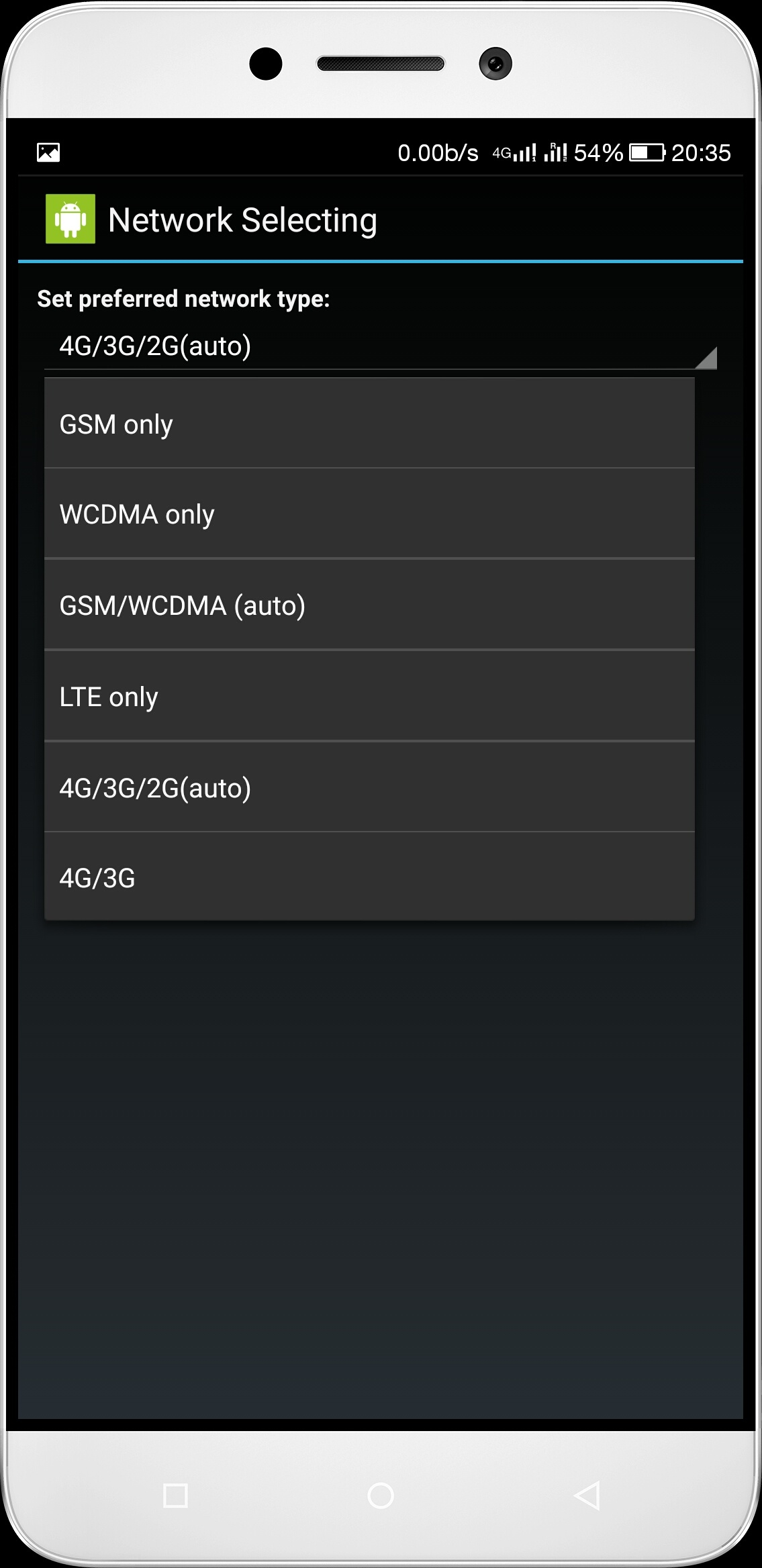 How to change from LTE to VoLTE in a Vivo Y51L mobile - Quora
