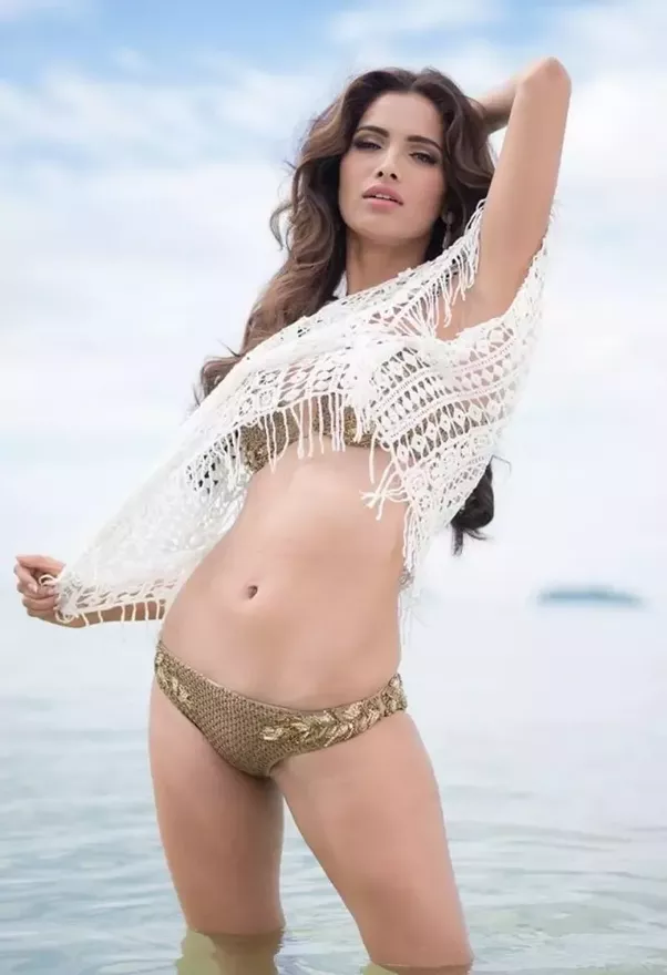 Who is the hottest indian model in bikini quora diva dhawan voltagebd Images
