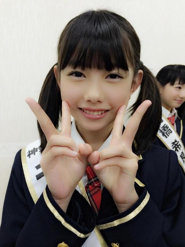 Short Hair Japanese Girl