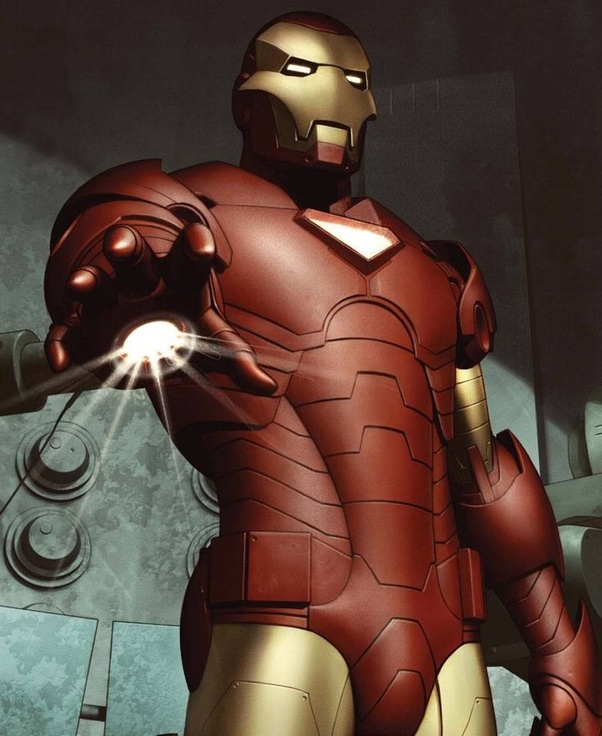 What is Iron Man's most powerful armor? - Quora