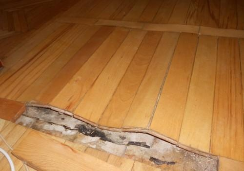 Can A Swollen Wooden Flooring Be Normal Again What Are The Methods